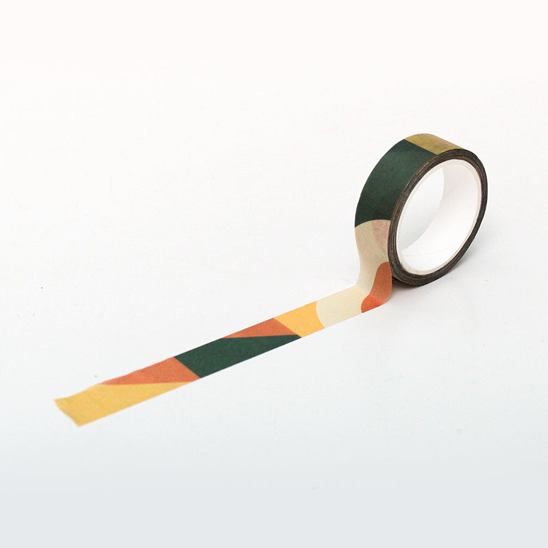 PAPERWAYS MASKING TAPE (15mm) - 06. COMBINATION
