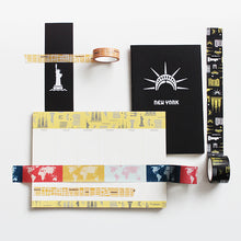 Load image into Gallery viewer, PAPERWAYS MASKING TAPE (15mm) - 03. MIDNIGHT IN PARIS