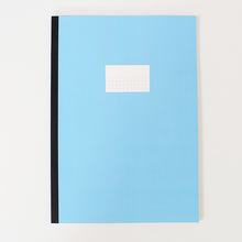 Load image into Gallery viewer, PAPERWAYS NOTEBOOK L - BS1 - CORNFLOWER BLUE