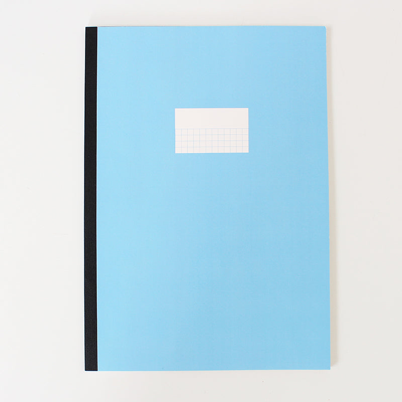 PAPERWAYS NOTEBOOK L - BS1 - CORNFLOWER BLUE