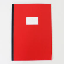 Load image into Gallery viewer, PAPERWAYS NOTEBOOK L - CG1 - RED