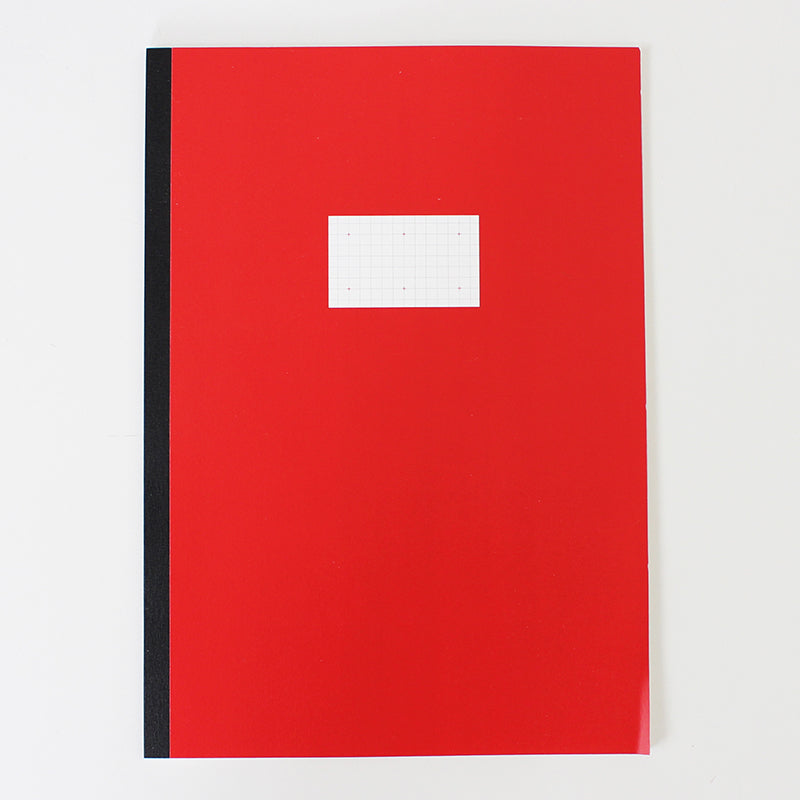 PAPERWAYS NOTEBOOK L - CG1 - RED