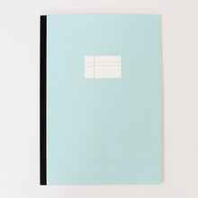 Load image into Gallery viewer, PAPERWAYS NOTEBOOK L - ER1 - SKY BLUE