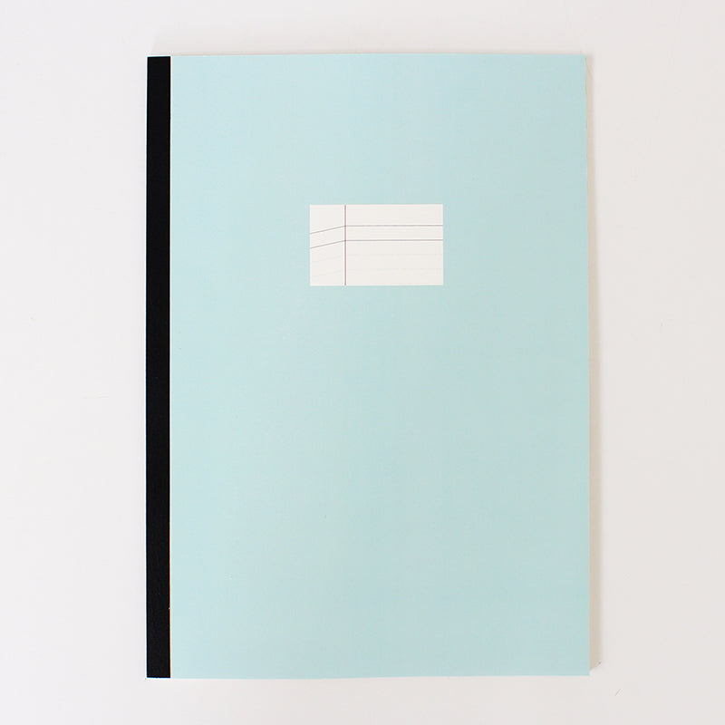 PAPERWAYS NOTEBOOK L - ER1 - SKY BLUE