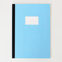 Load image into Gallery viewer, PAPERWAYS NOTEBOOK M - BS1 - CORNFLOWER BLUE