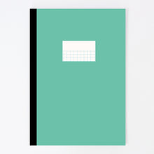 Load image into Gallery viewer, PAPERWAYS NOTEBOOK M - BS2 - SEAGREEN