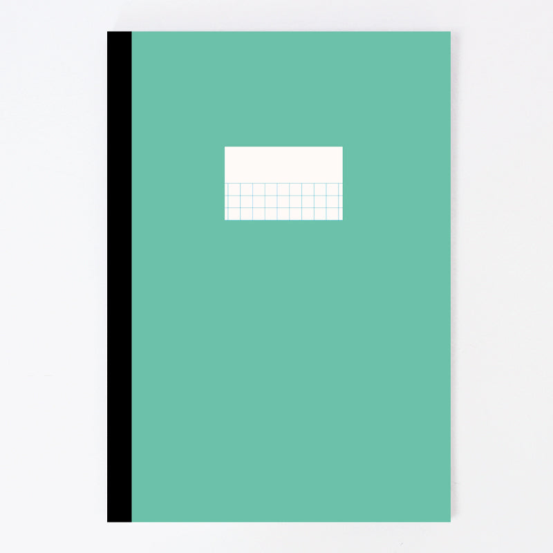 PAPERWAYS NOTEBOOK M - BS2 - SEAGREEN