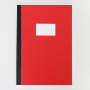 PAPERWAYS NOTEBOOK M - CG1 - RED