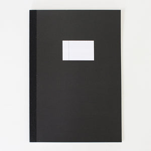 PAPERWAYS NOTEBOOK M - WG1 - CHARCOAL
