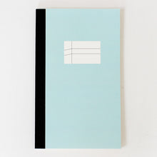 Load image into Gallery viewer, PAPERWAYS NOTEBOOK S - ER1 - SKY BLUE