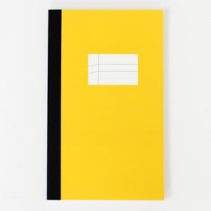 PAPERWAYS NOTEBOOK S - ER2 - YELLOW