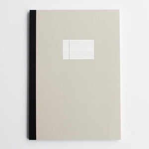 PAPERWAYS NOTEBOOK M - WG2 - WARM GRAY