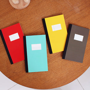 PAPERWAYS NOTEBOOK S - WG1 - CHARCOAL