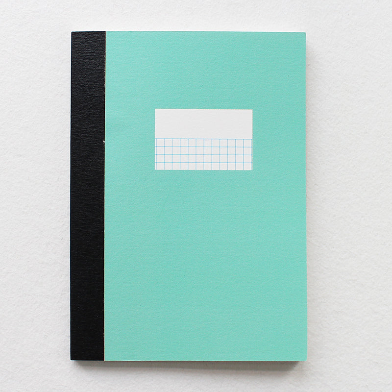 PAPERWAYS NOTEBOOK XS - BS2 - SEAGREEN