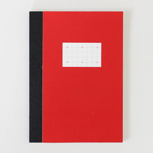 Load image into Gallery viewer, PAPERWAYS NOTEBOOK XS - CG1 - RED