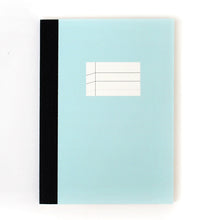 Load image into Gallery viewer, PAPERWAYS NOTEBOOK XS - ER1 - SKY BLUE
