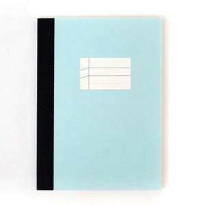 PAPERWAYS NOTEBOOK XS - ER1 - SKY BLUE