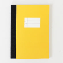 Load image into Gallery viewer, PAPERWAYS NOTEBOOK XS - ER2 - YELLOW