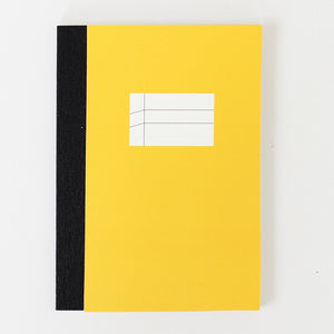 PAPERWAYS NOTEBOOK XS - ER2 - YELLOW