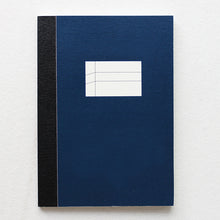 Load image into Gallery viewer, PAPERWAYS NOTEBOOK XS - ER3 - NAVY
