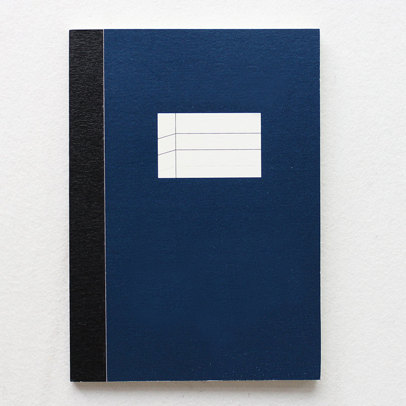 PAPERWAYS NOTEBOOK XS - ER3 - NAVY