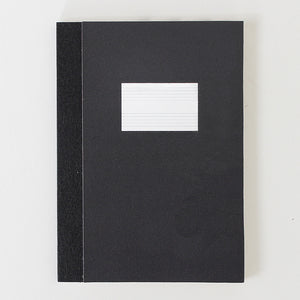 PAPERWAYS NOTEBOOK XS - WG1 - CHARCOAL