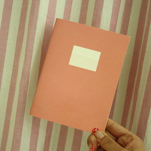 PAPERWAYS MINI NOTE - 05. PINK