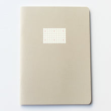 Load image into Gallery viewer, PAPERWAYS COMPAT NOTEBOOK - CROSS GRID GRAY