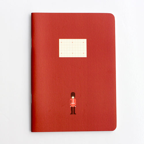 PAPERWAYS COMPAT NOTEBOOK - LONDON GUARD