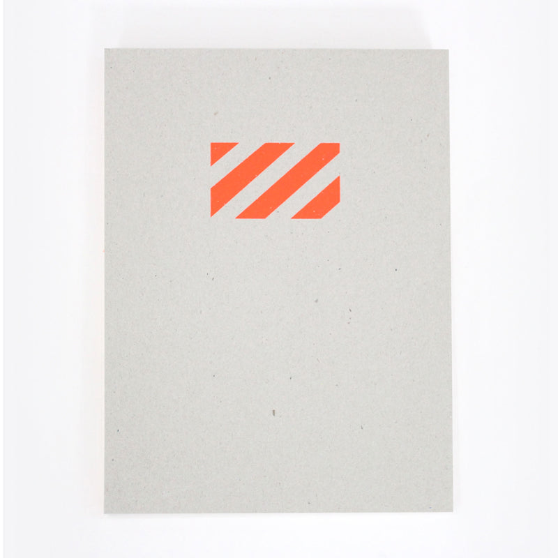 PAPERWAYS RECYCLED DRAWING BOOK - CORAL