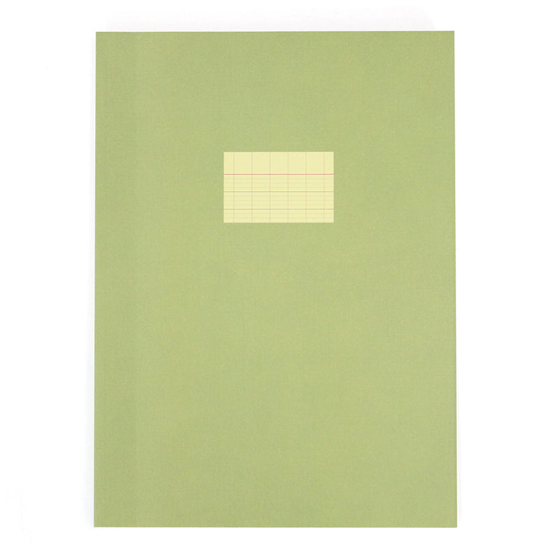 PAPERWAYS LARGE NOTEBOOK - FRENCH GRID