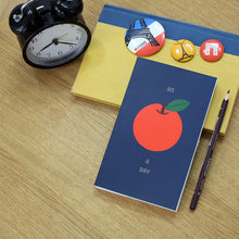 Load image into Gallery viewer, PAPERWAYS IDEA NOTEBOOK - APPLE