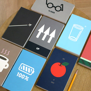 PAPERWAYS IDEA NOTEBOOK - CLOSER