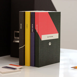 PAPERWAYS IDEA NOTEBOOK - LIFESAVER