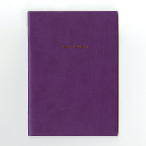 PAPERWAYS PIMM NOTEBOOK A5 - 03. VIOLET