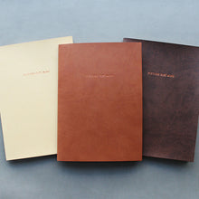Load image into Gallery viewer, PAPERWAYS PIMM NOTEBOOK A5 - 07. SAND BEIGE