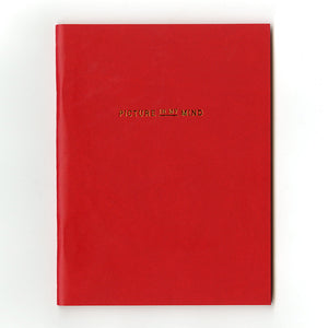 PAPERWAYS PIMM NOTEBOOK A6 - 02. VIVID RED