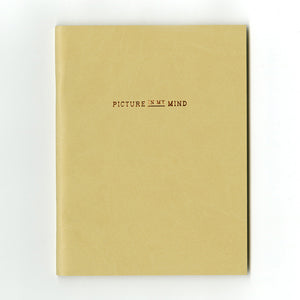 PAPERWAYS PIMM NOTEBOOK A6 - 07. SAND BEIGE