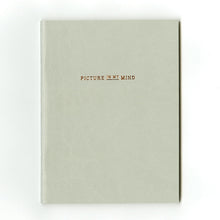 Load image into Gallery viewer, PAPERWAYS PIMM NOTEBOOK A6 - 10. LIGHT GRAY