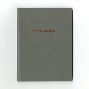 PAPERWAYS PIMM NOTEBOOK A6 - 11. GRAY