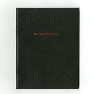 PAPERWAYS PIMM NOTEBOOK A6 - 12. SOFT BLACK