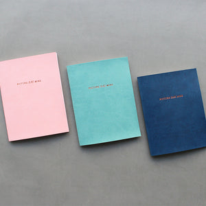PAPERWAYS PIMM NOTEBOOK A6 - 04. BABY PINK