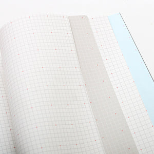 PAPERWAYS PATTERNISM JOURNAL - CROSS GRID