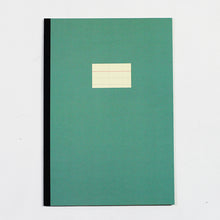 Load image into Gallery viewer, PAPERWAYS NOTEBOOK L - FG2 - LIGHT GREEN