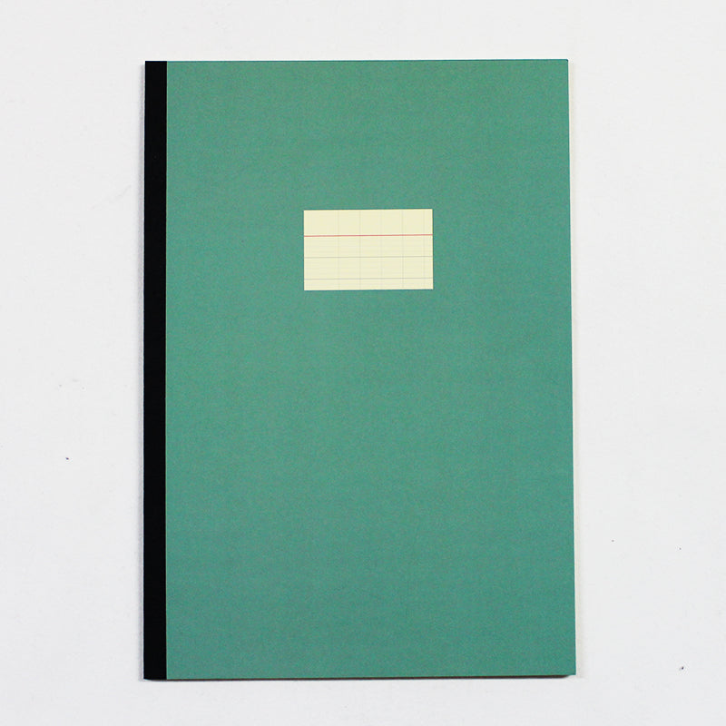 PAPERWAYS NOTEBOOK L - FG2 - LIGHT GREEN