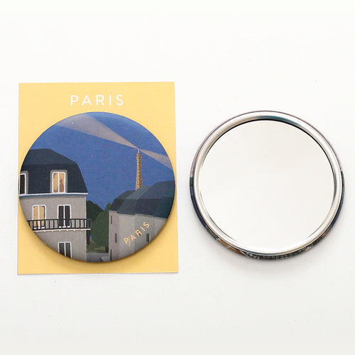 TITTA BUTTON MIRROR - 01. PARIS NIGHT