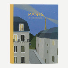 Load image into Gallery viewer, TITTA MINI NOTEBOOK - 01. PARIS NIGHT