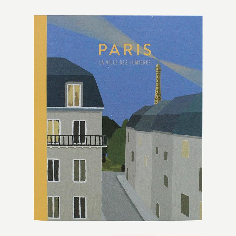 TITTA MINI NOTEBOOK - 01. PARIS NIGHT