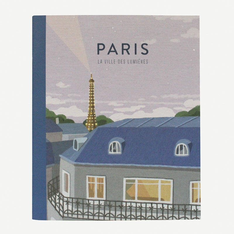 TITTA MINI NOTEBOOK - 02. PARIS EVENING