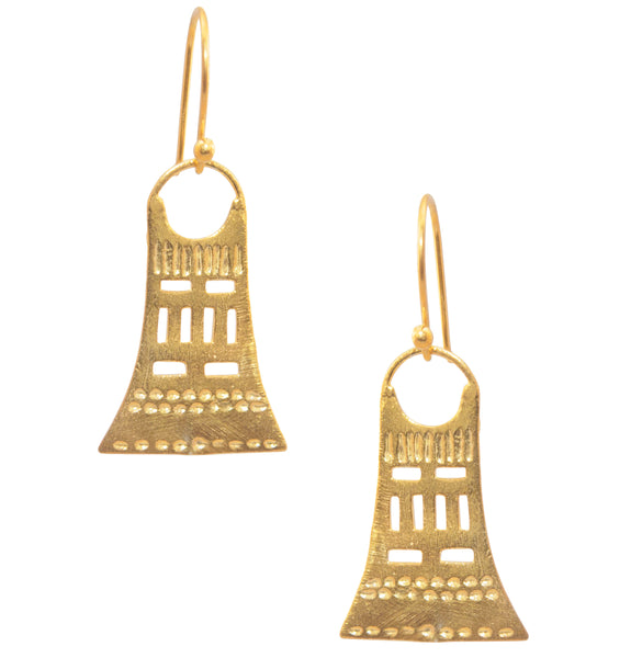 Golden Door Earrings